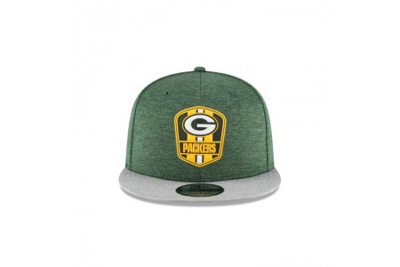 Black Friday Sale GREEN BAY PACKERS OFFICIAL SIDELINE ROAD KIDS 9FIFTY SNAPBACK
