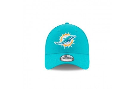MIAMI DOLPHINS NFL THE LEAGUE 9FORTY ADJUSTABLE - Sale