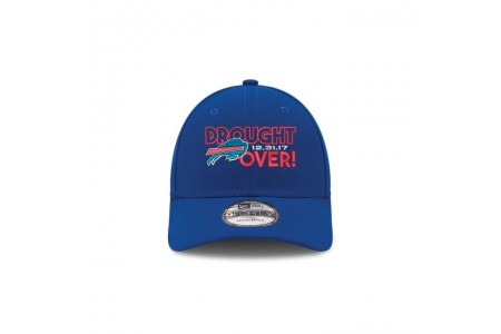 BUFFALO BILLS PLAYOFF DROUGHT 9FORTY ADJUSTABLE