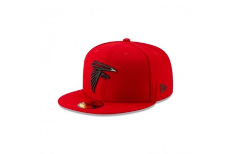 Black Friday Sale - ATLANTA FALCONS NFL LOGO ELEMENTS 59FIFTY FITTED