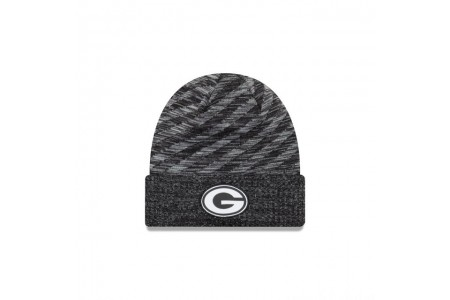 GREEN BAY PACKERS BLACK COLD WEATHER TOUCHDOWN KNIT