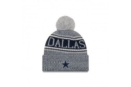 DALLAS COWBOYS REVERSED COLD WEATHER SPORT KNIT - Sale