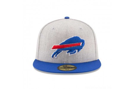 Black Friday Sale - BUFFALO BILLS HEATHER ACTION 59FIFTY FITTED