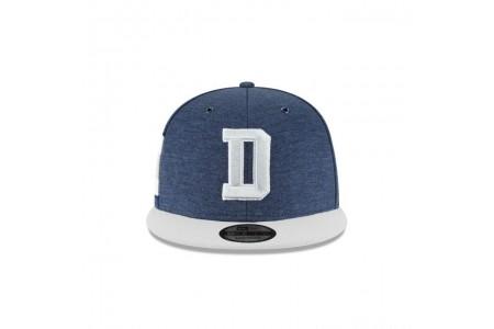 Black Friday Sale - DALLAS COWBOYS OFFICIAL SIDELINE HOME KIDS 9FIFTY SNAPBACK