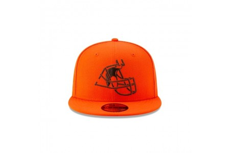 CLEVELAND BROWNS NFL LOGO ELEMENTS 9FIFTY SNAPBACK - Sale
