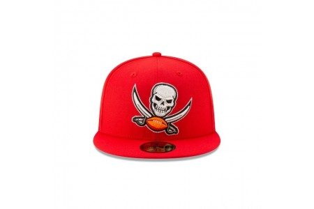 TAMPA BAY BUCCANEERS NFL LOGO ELEMENTS 59FIFTY FITTED