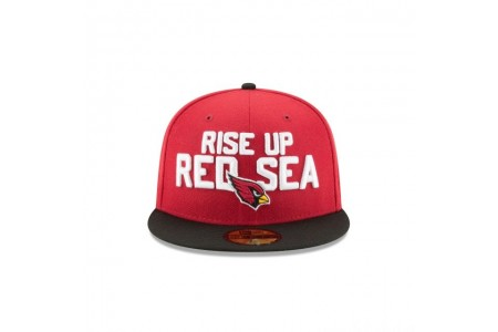 ARIZONA CARDINALS SPOTLIGHT 59FIFTY FITTED - Sale