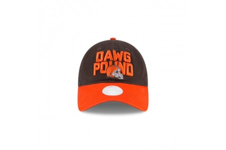 CLEVELAND BROWNS WOMENS SPOTLIGHT 9TWENTY ADJUSTABLE