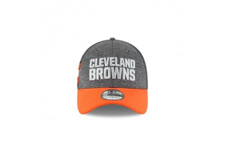 CLEVELAND BROWNS NFL SIDELINE HOME 39THIRTY STRETCH FIT