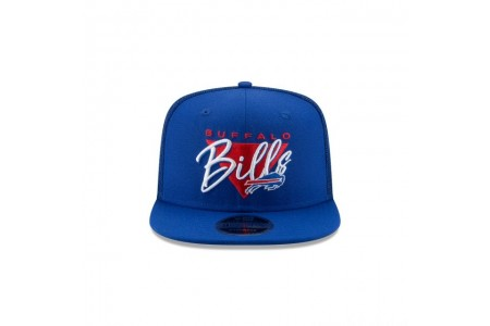 BUFFALO BILLS FRESH FRONT HIGH CROWN 9FIFTY SNAPBACK - Sale