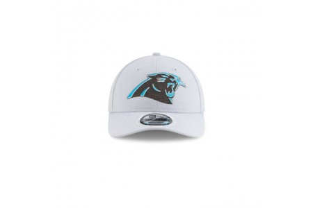 CAROLINA PANTHERS NFL TRAINING GREY 9TWENTY ADJUSTABLE - Sale