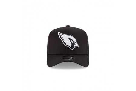 ARIZONA CARDINALS BLACK AND WHITE STRETCH SNAP 9FIFTY SNAPBACK - Sale