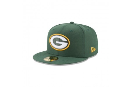 Black Friday Sale GREEN BAY PACKERS TITLE TRIM 59FIFTY FITTED