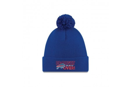 BUFFALO BILLS PLAYOFF DROUGHT POM - Sale