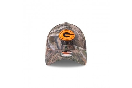 GREEN BAY PACKERS REALTREE 9TWENTY ADJUSTABLE