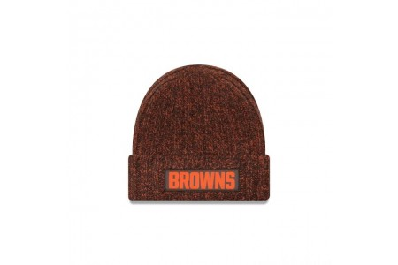 CLEVELAND BROWNS WOMENS COLD WEATHER KNIT
