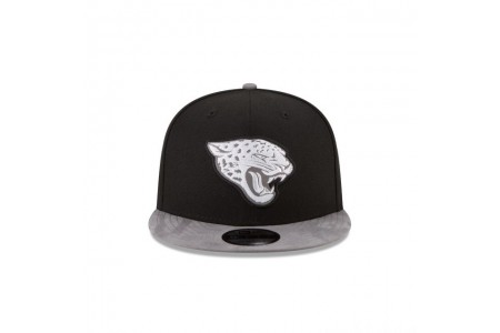 JACKSONVILLE JAGUARS TONAL CHOICE BLACK 9FIFTY SNAPBACK