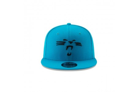 CAROLINA PANTHERS NFL LOGO ELEMENTS 9FIFTY SNAPBACK - Sale