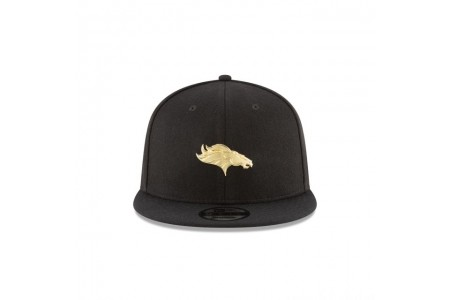 DENVER BRONCOS BADGE SLICK 9FIFTY SNAPBACK
