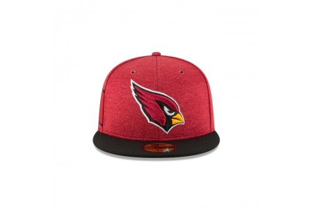 ARIZONA CARDINALS OFFICIAL SIDELINE HOME KIDS 59FIFTY FITTED