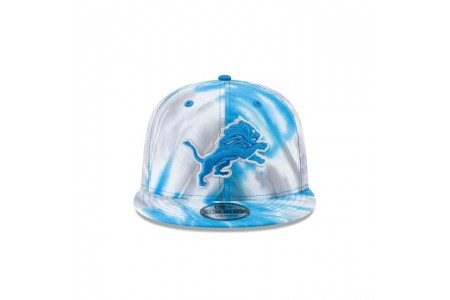 DETROIT LIONS MARBLED  9FIFTY SNAPBACK