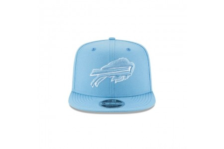 BUFFALO BILLS SKY BLUE HIGH CROWN 9FIFTY SNAPBACK