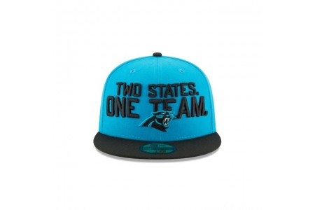 CAROLINA PANTHERS SPOTLIGHT 59FIFTY FITTED - Sale