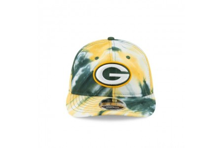 GREEN BAY PACKERS MARBLED RETRO CROWN 9FIFTY SNAPBACK