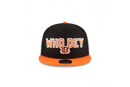 CINCINNATI BENGALS KIDS SPOTLIGHT 9FIFTY SNAPBACK