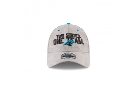 Black Friday Sale - CAROLINA PANTHERS SPOTLIGHT PREMIUM 9TWENTY ADJUSTABLE
