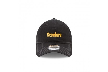PITTSBURGH STEELERS SOLID TEAM HIT 9TWENTY ADJUSTABLE - Sale