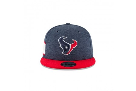 HOUSTON TEXANS OFFICIAL SIDELINE HOME 9FIFTY SNAPBACK