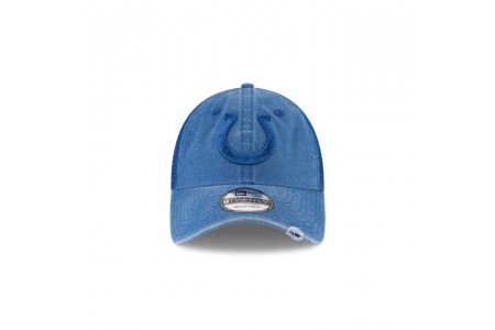 INDIANAPOLIS COLTS TONAL WASHED TRUCKER 9TWENTY ADJUSTABLE