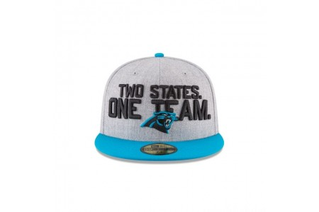 Black Friday Sale - CAROLINA PANTHERS NFL DRAFT 59FIFTY FITTED