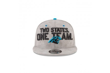 CAROLINA PANTHERS SPOTLIGHT PREMIUM 9FIFTY SNAPBACK