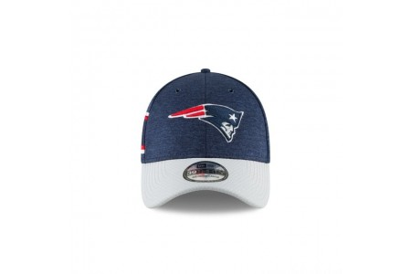 NEW ENGLAND PATRIOTS OFFICIAL SIDELINE HOME KIDS 39THIRTY STRETCH FIT - Sale