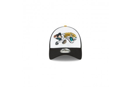 KIDS JACKSONVILLE JAGUARS MICKEY MOUSE 9TWENTY ADJUSTABLE