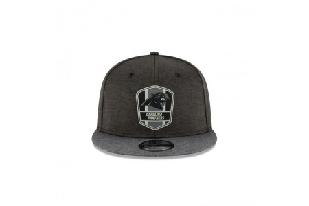 Black Friday Sale - CAROLINA PANTHERS NFL SIDELINE ROAD 9FIFTY SNAPBACK