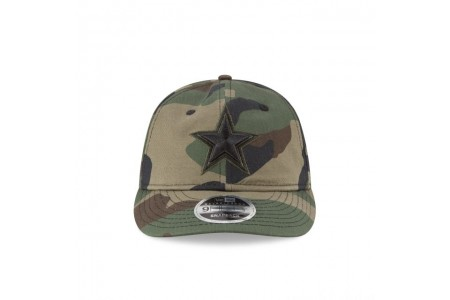 Black Friday Sale - DALLAS COWBOYS HIDDEN TEAM RETRO CROWN 9FIFTY SNAPBACK