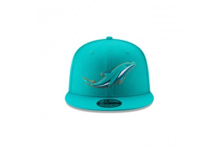 MIAMI DOLPHINS NFL LOGO ELEMENTS 9FIFTY SNAPBACK - Sale