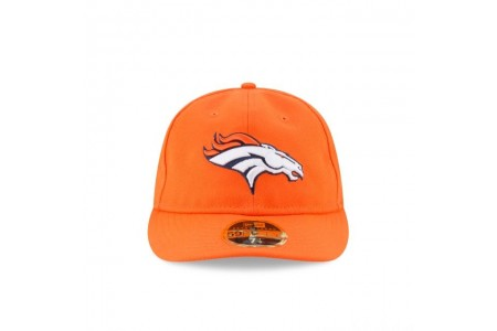 DENVER BRONCOS FAN FIT RETRO CROWN 59FIFTY FITTED