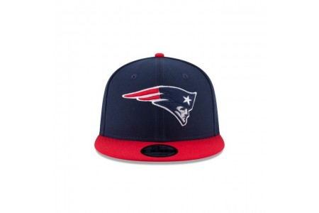 NEW ENGLAND PATRIOTS TEAM PATCHER 9FIFTY SNAPBACK - Sale