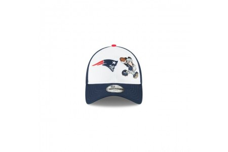 KIDS NEW ENGLAND PATRIOTS MICKEY MOUSE 9TWENTY ADJUSTABLE - Sale