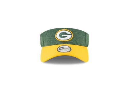 GREEN BAY PACKERS OFFICIAL SIDELINE HOME VISOR