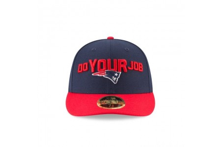NEW ENGLAND PATRIOTS SPOTLIGHT LOW PROFILE 59FIFTY FITTED - Sale