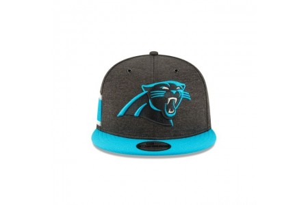 CAROLINA PANTHERS OFFICIAL SIDELINE HOME 9FIFTY SNAPBACK
