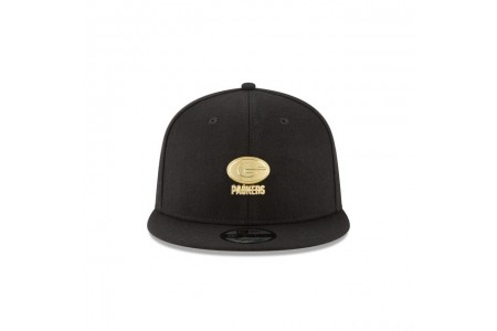 GREEN BAY PACKERS BADGE SLICK 9FIFTY SNAPBACK
