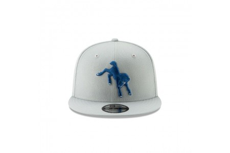 INDIANAPOLIS COLTS NFL LOGO ELEMENTS 9FIFTY SNAPBACK