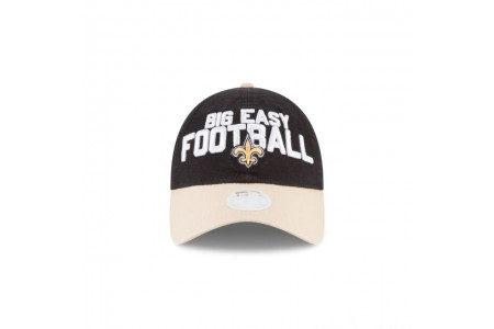 NEW ORLEANS SAINTS WOMENS SPOTLIGHT 9TWENTY ADJUSTABLE - Sale