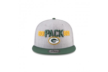 Black Friday Sale GREEN BAY PACKERS NFL DRAFT 9FIFTY SNAPBACK